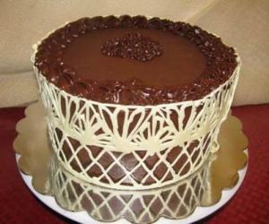 Chocolate Cake Toppers & Cake Icing Flowers classes in Pune