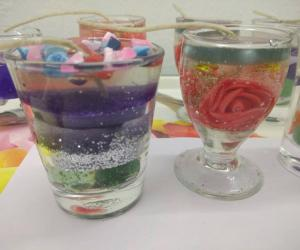 Designer Candle Making Course Pune - Learn Variety of Candle