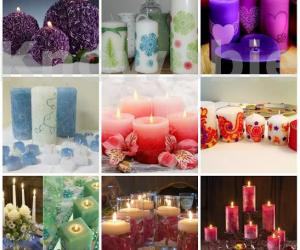 Designer Candle Making courses in Pune