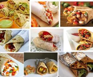 Learn Wraps, Rolls and Frankies