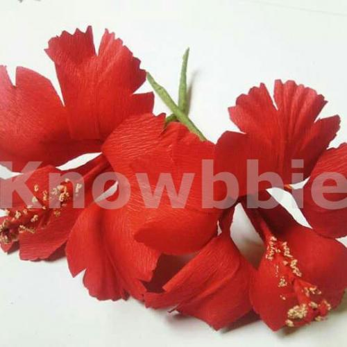 Paper flower making course pune hobby course for art craft lovers paper flower making classes in pune mightylinksfo