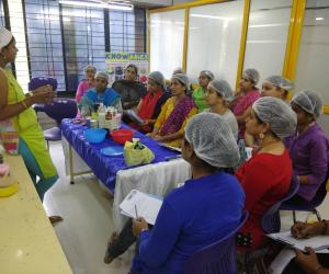 Natural Icecream Making classes in Pune