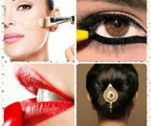 Learn Makeup and Hairstyles