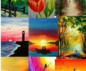 Canvas Painting courses in Pune