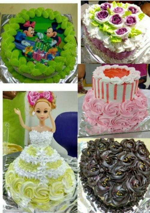 Birthday Cake Baking & Decoration Workshop