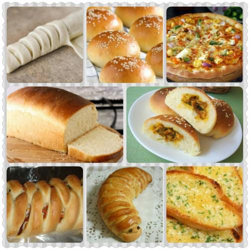 Bread & Khari Baking Course