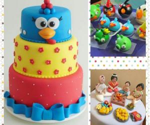 Fondant Cakes Making courses in Pune