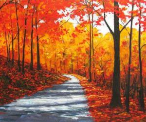 Canvas Painting classes in Pune