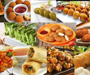 Restaurant Style Starters classes in Pune