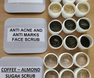 Face Packs and Face Scrubs Training classes in Pune