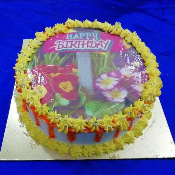 Online Course for Cakes. Cake Baking Online Course.