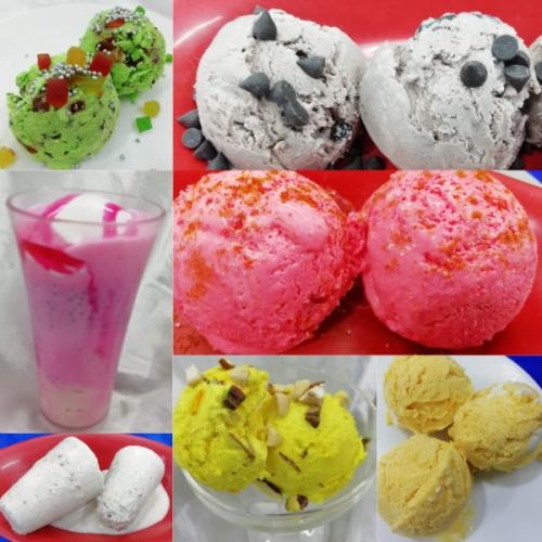 Ice Cream Making Video Course (Pre-recorded) Classes in Pune