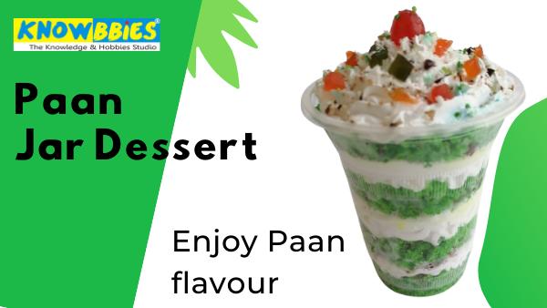 Jar Dessert Making Online Course in Hindi
