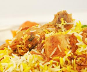 Learn Biryani - Chicken Mutton Prawns