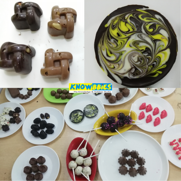 Chocolate making online course Tutorial
