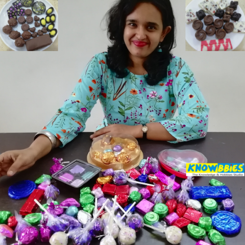 Chocolate Making Video Course (Pre-Recorded) Classes in Pune