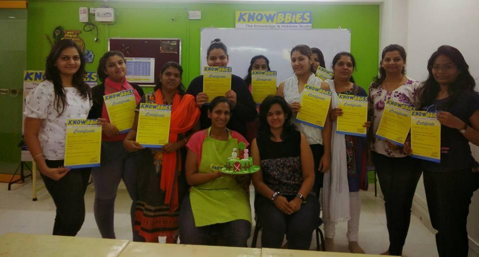 Fondant Class in Pune